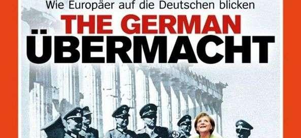 merkel e la memoria storica della germania